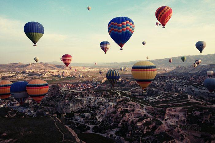 4 dias de Passeio à Capadócia Éfeso e Pamukkale