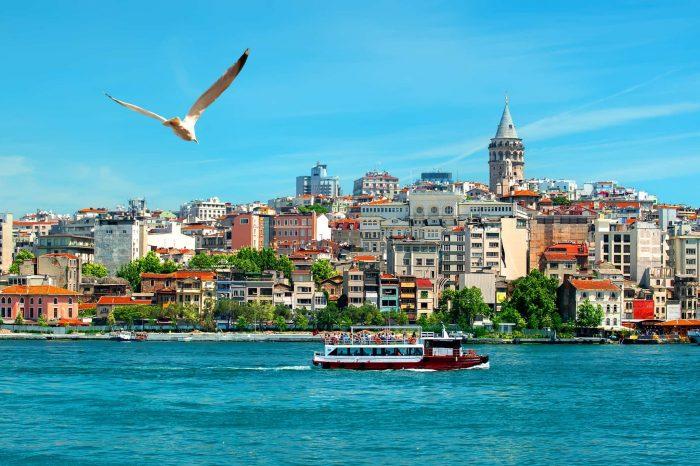 Cruzeiro pelo Bósforo e Palácio Dolmabahce