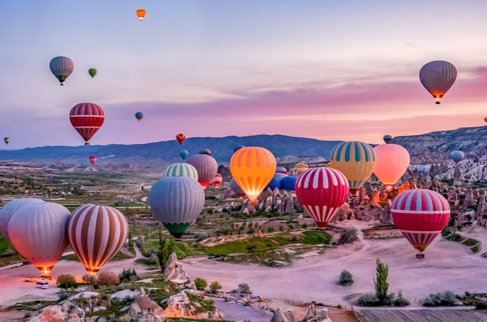10 Coisas a Saber Antes do Passeio de Balão na Capadócia